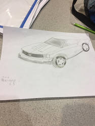 Ford Mustang 68 by TheFourteenthPrimus