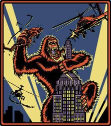King Kong by MrSmith