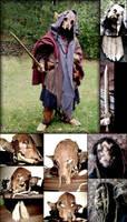 LARP Warhammer Skaven costume by strg-alt-entf