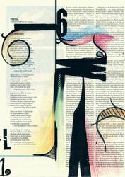 Letter press by XiNoka