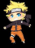 Chibi Naruto by riiru-ka