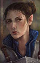 Elinor by artastrophe