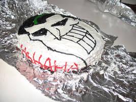 Joker Cake by Amara-Anon