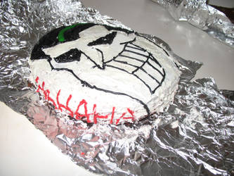 Joker Cake by Amara-Anon