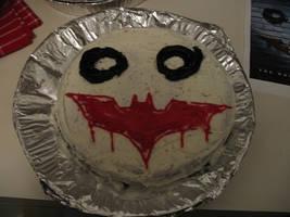 The Dark Knight Cake by Amara-Anon