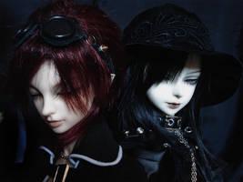 I-dolls 03 by SleepingLiar