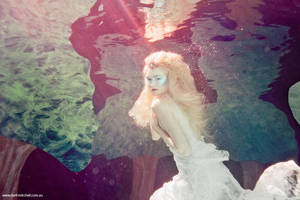 The Chase - THE IMAGINARIUM UNDERWATER by BethMitchell