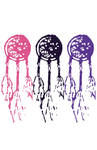 Colorful Dream-Catchers by Tiff32993
