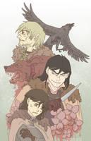 The Prince of Winterfell by Thrumugnyr