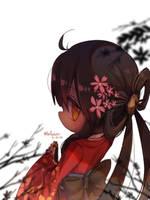Yukimura Sanaki by Porforever