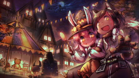 Halloween Carnival by Porforever