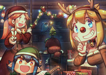 Christmas Surprise by Porforever