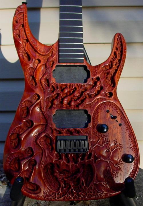 guitar 20 by vankuilenburg