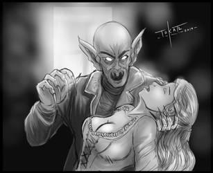 vampire by Tokatl