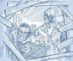 Zombies 2016 by Tokatl