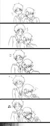 Eren and Levi - SnK by Hikari-15-L