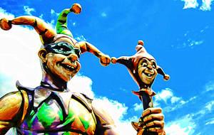 Jester on Parade by leapdaybride