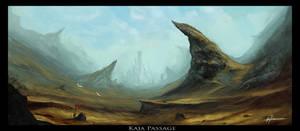 Kaja Passage by JoasKleineArt