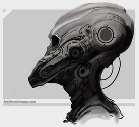 Gmask by JoasKleineArt