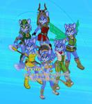 Krystal KiSS Preview by QuartzWolf