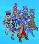 Krystal KiSS Preview 2 by QuartzWolf
