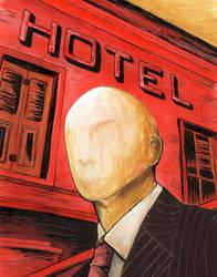 Faceless Puerto Rico - Hotel by gravitydsn
