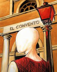 Faceless Puerto Rico - El Convento by gravitydsn