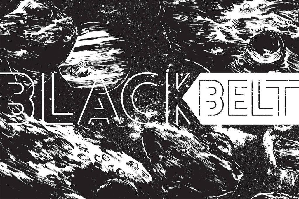 The Black Belt (Cover) by gravitydsn