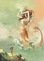 Mermaid by peggy77