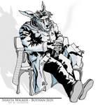 Bothan Jedi - Shasta by Talandors