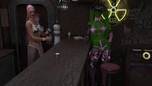 Cyborg Bar by cwichura