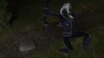Drow Huntress 001 by cwichura
