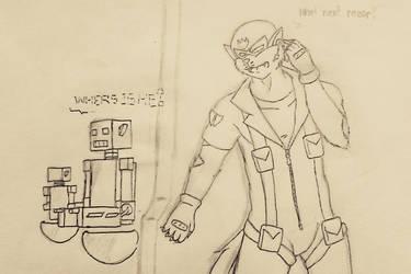 Swat Kats : Mission time by Cliff-kun
