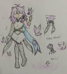 Sonic Oc Miora by Cliff-kun