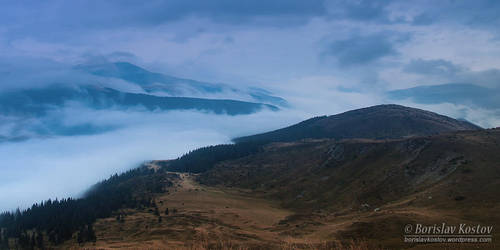 Transalpina and beyond by Deformity