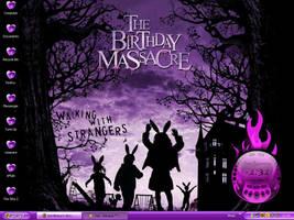 Birthday Massacre Desktop by kornilicious