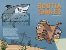 Scotia Sinker Cover by joelduggan