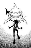 Scotia Sinker Chapter Illustration No. 4 by joelduggan
