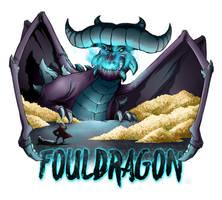 FoulDragon - Commission by joelduggan