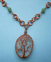 Copper Tree of Life by PMCWorks