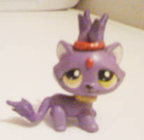 Custom LPS 3: Blaze by Lolly-pop-girl732