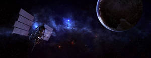 Somewhere around Betelgeuse by Long-Pham