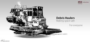 Debris hauler by Long-Pham