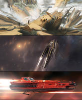 Speed-paintings2003 by Long-Pham