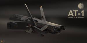 KitbashShip by Long-Pham