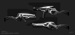 guns exploration by Long-Pham