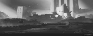 Space Opera enviro by Long-Pham