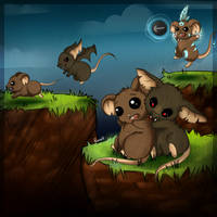 Transformice. Mice And Vampires by DarkRema