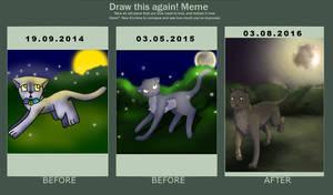 Draw This Again! Meme by DarkRema