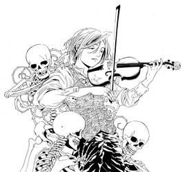 Ghost Gears - Wren by Clockwork7